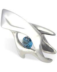 Zolia Jewellery Large Coral Ring - Uk I - Us 4.5 - Eu 48 - Multicolour