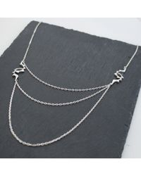 Julie Nicaisse Jewellery - Constellation Necklace - Lyst
