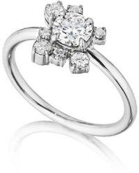 Madstone Design - Melting Ice Diamond Ring - Lyst
