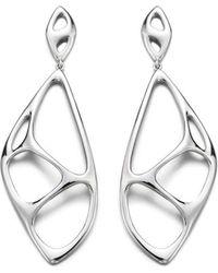 Its Silver - Earrings London - Lyst