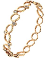 Botta Gioielli Rigid Rose Bubbles Bracelet