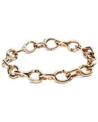 X Jewellery - Classic Double Silver Bracelet - Lyst