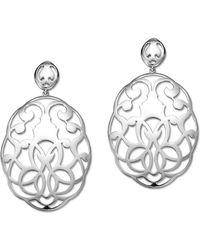 Its Silver - Earrings Tivoli Small - Lyst