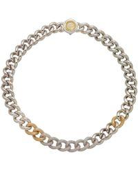 Franco Piane Designed By Franco Pianegonda Brilliance Necklace - Metallic
