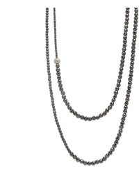 Faystone Sirius Necklace - Metallic