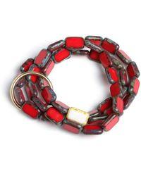 Eva Michele - Poppy Moon Bracelet - Lyst