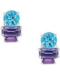 Daou Jewellery - Morning Light Earrings - Lyst
