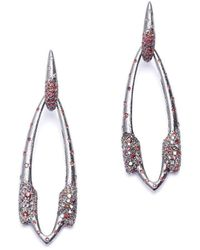 Suciyan - All Come From One Sterling Silver Gemstone Drop Earrings - Lyst