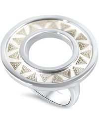 Hargreaves Stockholm - Ethical Fine Jewellery - Tove Ring Silver - Lyst