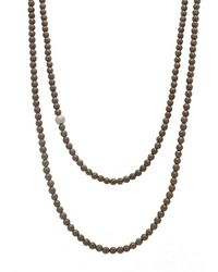 Faystone - Jupiter Necklace - Lyst