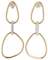 Franco Piane Designed By Franco Pianegonda Liaison Earrings - Multicolor