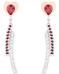 Uwe Koetter - Pretty Sweet Earrings - Lyst