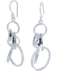 Reeves and Reeves - Ring A Ding Earrings - Lyst