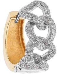Franco Piane Designed By Franco Pianegonda Brilliance Earrings - Metallic