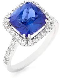 Uwe Koetter - Blue Princess Ring - Lyst