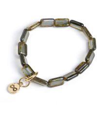 Eva Michele - Mountain Infinity Bracelet - Lyst