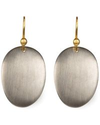 juniimjuli - Gold & Silver Shiny Baobab Earrings   - Lyst