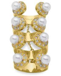 Qiyada Jewelry - Khali Pearl Ring - Lyst