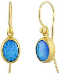 Gurhan - Amulet Hue Drop Earrings - Lyst