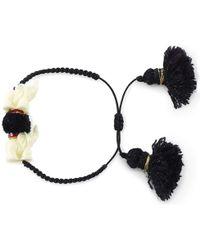 BuDhaGirl - Ivory Albertina Elephant Bracelet   - Lyst