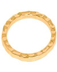 Murkani Jewellery - Gold Free Layering Ring - Lyst