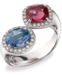 Soligems - Ice And Fire Ring - Lyst