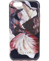Jigsaw - Magnified Flower Iphone 6 Case - Lyst