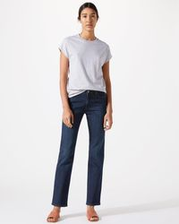 Jigsaw - Windsor Straight Leg Jeans - Lyst