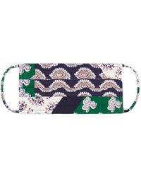 Jigsaw Paisley Patchwork Face Mask - Multicolour
