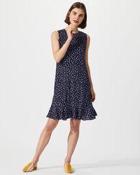 Jigsaw - Mini Splash Dress - Lyst