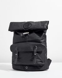 Jigsaw - Stighlorgan Reilly Rolltop Backpack - Lyst
