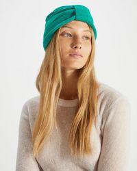 Jigsaw - Knitted Turban - Lyst