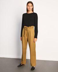 Jigsaw Soft Twill Utility Trouser - Multicolour