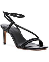 Rebecca Minkoff Nanine Sandal Black Leather
