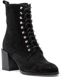 275 Central Alyse Boot Black Suede