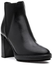 Aquatalia - Ivana Boot Black Leather - Lyst