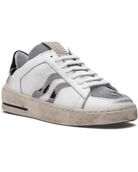 275 Central Perry Sneaker White/black