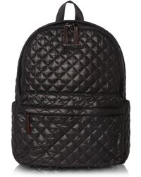 MZ Wallace - Medium Metro Backpack Black Oxford Nylon - Lyst