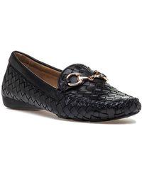 Robert Zur | Campari Loafer Black Leather | Lyst
