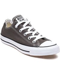 7c88fdd66ee241 Lyst - Converse All Star Light Ox in Natural