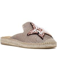 275 Central - 8167 Espadrille Nude - Lyst