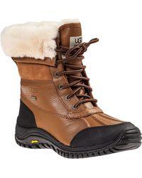 ff5c4b5609b Adirondack Ii Snow Boot Tan Leather - Brown