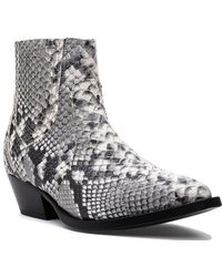 275 Central Lady Boot Snake - Multicolor