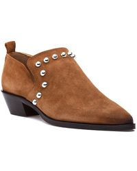 275 Central - Icey Boot Tobacco Suede - Lyst