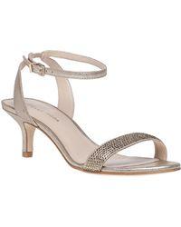 Pelle Moda - Fabia 2 Embellished Sandals - Lyst