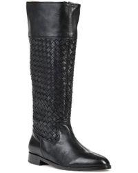 Robert Zur - Rider Boot Black Leather - Lyst