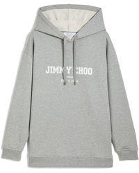 Jimmy Choo - Jc College-hoodie - Lyst