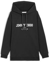 Jimmy Choo Jc College-hoodie - ブラック