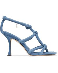 Jimmy Choo Bay 90 - Blau