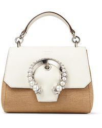 Jimmy Choo Madeline Top Handle/S Handtasche - Mehrfarbig